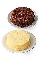 LeTAO(ルタオ)ドゥーブルフロマージュ 食べ比べセット (ドゥーブルフロマージュ+ショコラドゥーブル) ハロウィン お歳暮 チーズ ケーキ クリスマス