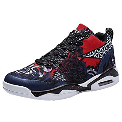 Longra Boy Summer Gym Shoes Moda Graffiti Couple Running Shoes Hombre Air Cushion Zapatos Deportivos Casuales