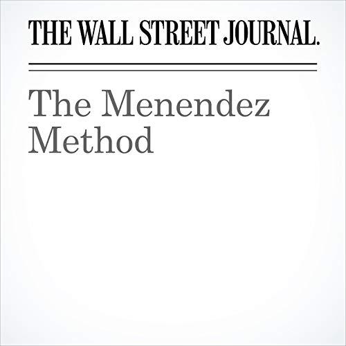 The Menendez Method copertina