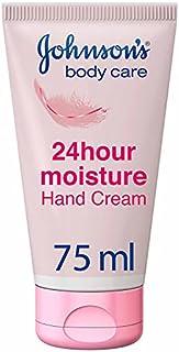 JOHNSON'S Hand Cream, 24 HOUR Moisture, 75ml