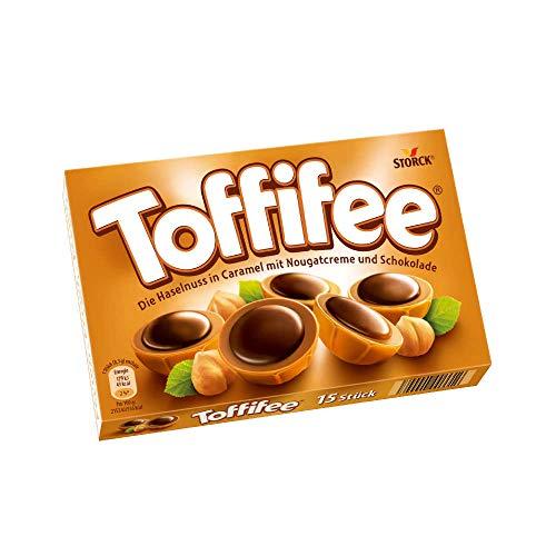 Toffifee (1 x 125g) / Haselnuss in Karamell, Nougatcreme und Schokolade