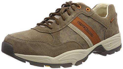 camel active Herren Evolution 36 Sneaker, Braun (Taupe/Brown/Sand 2), 48.5 EU