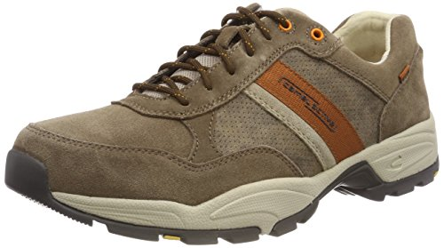 camel active Herren Evolution 36 Sneaker, Braun (Taupe/Brown/Sand 2), 42 EU