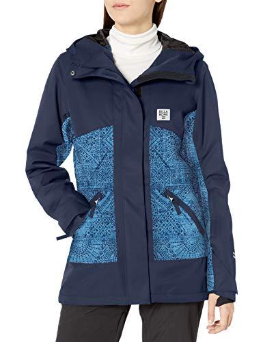 Billabong Jara Veste de ski pour femme - Bleu - Taille M