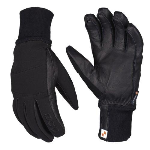 POC Unisex Handschuhe Nail Color, S, Uranium Black