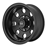 American Racing Custom Wheels AR172 Baja Satin Black Wheel (16x8'/6x139.7mm, 0mm offset)