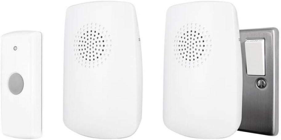 UNI-COM 100%品質保証 Portable and Chimes Plug-in 安心と信頼 Door