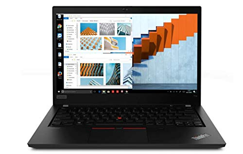 Latest Lenovo ThinkPad T14 14' FHD (1920x1080) IPS Anti-Glare Display -10th gen Intel Core i7-10510U Processor, 16GB DDR4 RAM, 512GB PCIe-NVMe SSD, Windows 10 Pro 64-bit Black