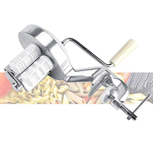 Cavatelli Maker Machine, Home Kitchen Tools Hand Pressing Machine, Kitchen Pasta Cooking Tool Noodle Fettuccine Suitable For Authentic Italian Pasta Makes Noodle