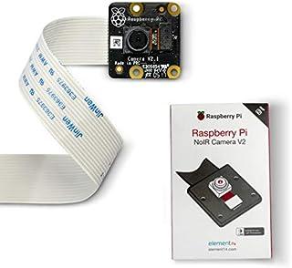 LABISTS Cámara Negra Oficial para Raspberry Pi 8MP, Raspber