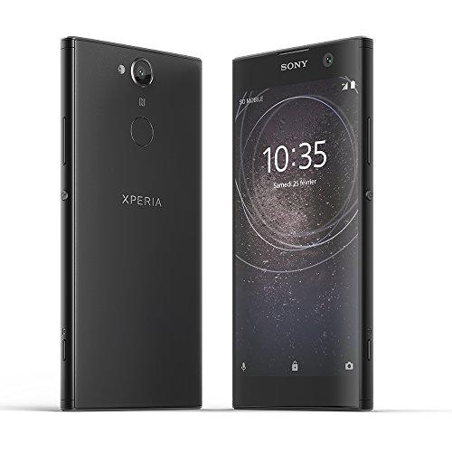 Sony Xperia XA2 Smartphone débloqué 4G (Ecran: 5,2 pouces - 32 Go - Double Nano SIM - Android) Noir