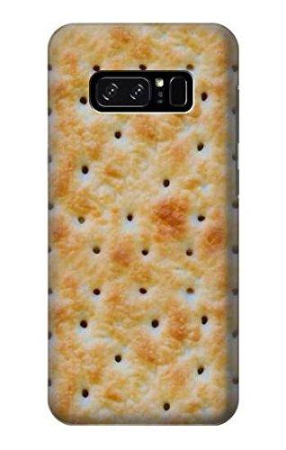 Cream Cracker Biscuits Funda Carcasa Case para Note 8 Samsung Galaxy Note8