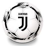 Mondo Toys - Balón de fútbol F.C. Juventus - Mini PVC para niña/niño - Color blanco/negro - 05011