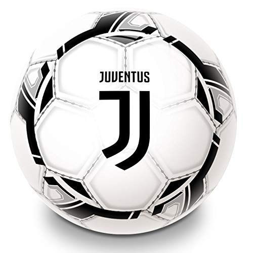Mondo Toys - Palla da Calcio F.C. JUVENTUS MINI PVC per bambina/bambino - Colore bianco/nero - 05011