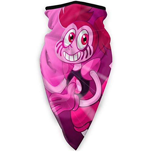 Aimhouse Steven Universe Spinell-Maske, Kopfbedeckung, Kopfbedeckung, Kopfbedeckung, Kopfband, Turban, Hals, winddicht, Sonnenschutz, nahtloses Halstuch