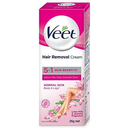 Veet Hair Removal Cream, Normal Skin - 25 G by Veet