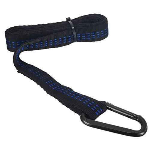 HWNGDI 2 unids Ajustable Cinturón Colgante Cinturón Colgante Strong Extension Straps Hammock Suspension +2 Buck para Acampar al Aire Libre Suroo Fácil de Instalar
