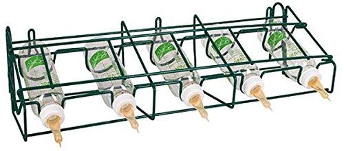 ARNDT Lämmerflasche Anti-VAC PowerPak Halterung mit 5 Flaschen