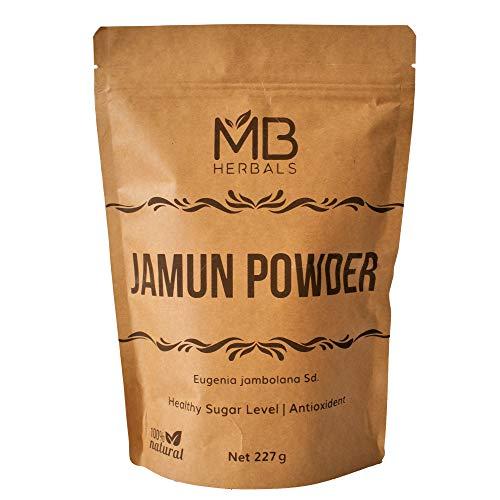 MB Herbals Jamun Seed Powder 227G (…