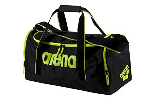 Arena Spiky 2 Medium, Borsa Nuoto Sportiva da 32 Litri Unisex Adulto, Giallo (Fluo Yellow), Taglia Unica