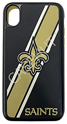 iPhone Xs MAX Impact Series Dual Layered Protective Case for NFL New Orleans Saints from Forever Collectibles