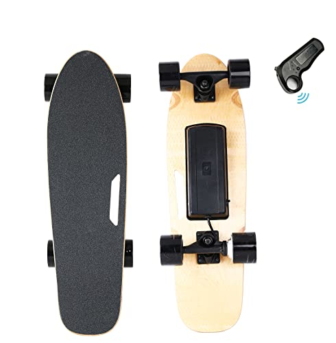 ADOMO 27' Electric Skateboard Longboard, 7 Layers Maple Complete Cruiser with...