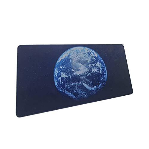 Desk Gaming and Office Mouse pad for Computer, Home and Decor. Keyboard for Table, Laptop Desk, Computer Desk, Gaming pc, Great for Gaming Mouse Extended Mouse pad Durable Anti Slip, Water Resistant