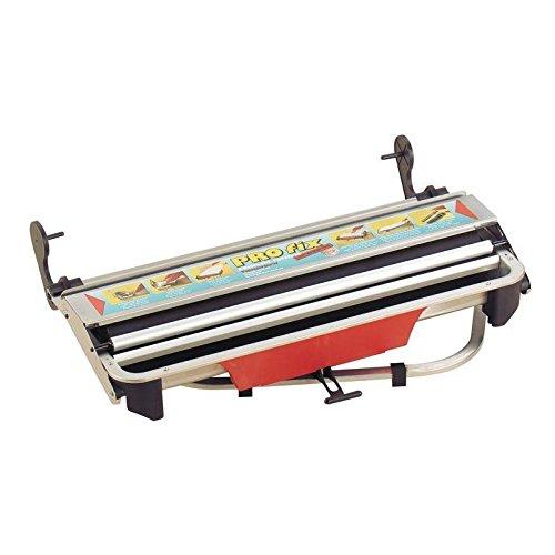 Tapofix Tapeziergerät Profix Tapeziermaschine Kleistermaschine, grau