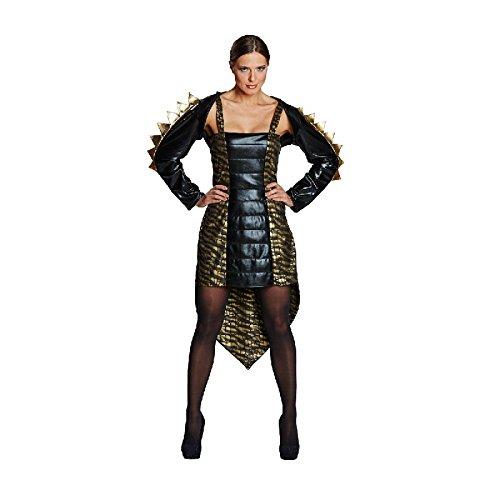 Rubie's Drache Damen Kostüm Drachenkostüm zu Karneval Fasching Gr.40