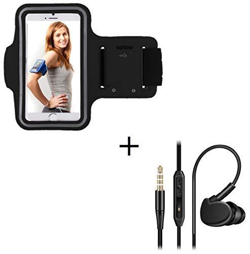 Shot Case Brazalete Deportivo para iPod Touch 5Negro