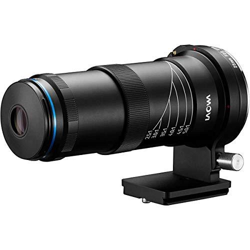 Laowa 25mm f/2.8 2.5-5X Ultra Macro SLR - Objetivo (SLR, 8/6, Objetivos Camara Pentax)
