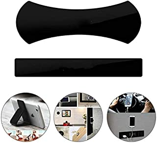 DOWIN Anti-slip Car Phone Holder Sticky Magic Gel Pad Wall Sticker