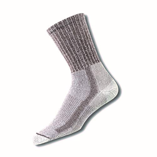 Thorlo Light Hiking Chaussettes Homme, Walnut, FR : L (Taille Fabricant : L)