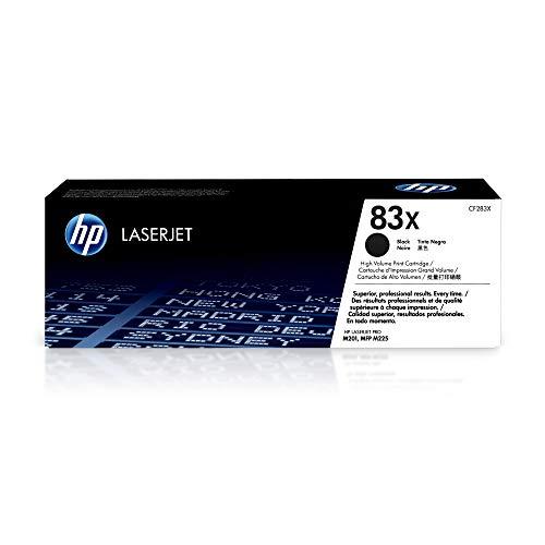 tóner 83a fabricante HP