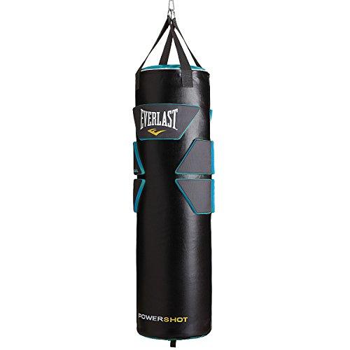 Everlast Powershot Heavy Bag-Black, 100Lbs