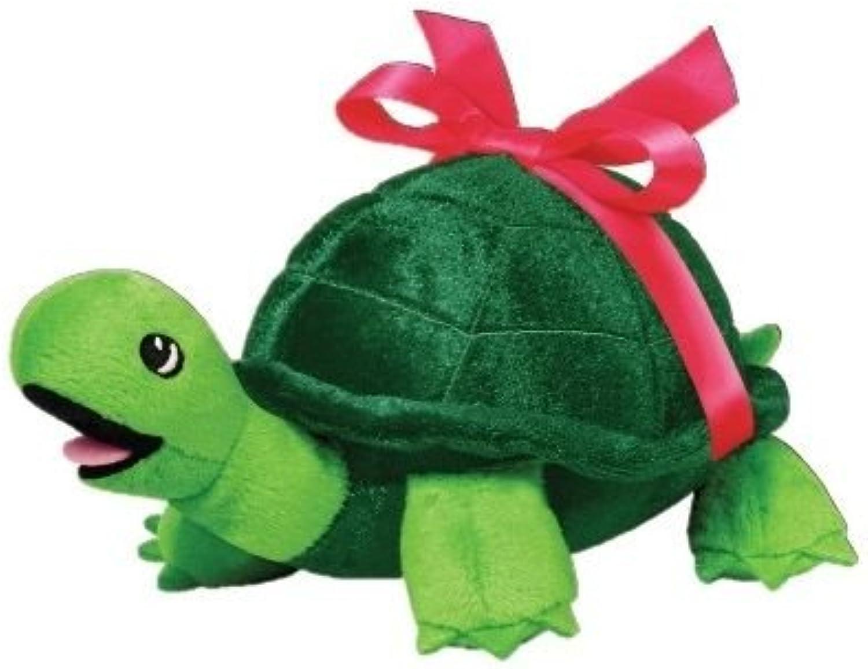 Skipperdee Turtle 6.5 inch  Stuffed Animal by Yottoy (712)