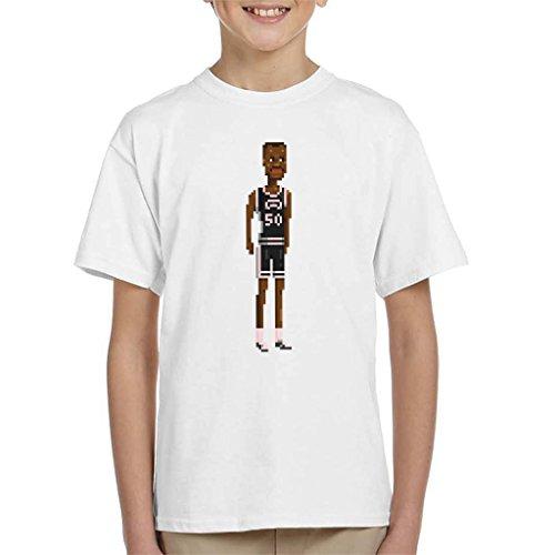 Cloud City 7 David Robinson Body Pixel Kid's T-Shirt