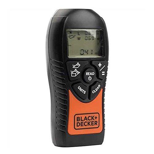 Black & Decker Entfernungsmesser Ultraschall für Wohnflächenberechnung ideal Hersteller: Black & Decker
