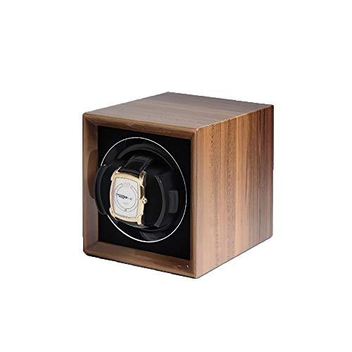 Contenitore di vigilanza, può ospitare 1 Orologi Automatici, Ultra-Silenzioso Motore Anti-Magnetico, Morbido e Flessibile Guarda Il Cuscino, Superficie 117 * 137 * 126 Millimetri Guarda avvolgitore