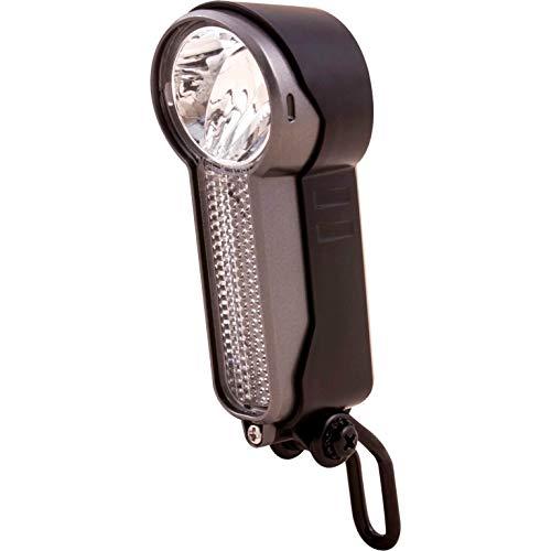 Spanninga X&O 25 XB Batterie Frontlicht StVZO Black 2020 Fahrradbeleuchtung