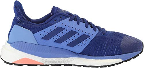 adidas Women's Solar Glide ST Running Shoe, Mystery Ink/Mystery Ink/Real Lilac, 7.5 M US
