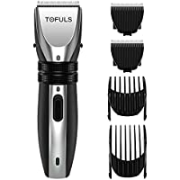Tofuls Professional Cordless Hair Clippers Kit