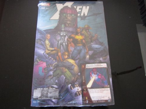X MEN N° 98 collector édition + carte de jeu (2005) COMICS VF