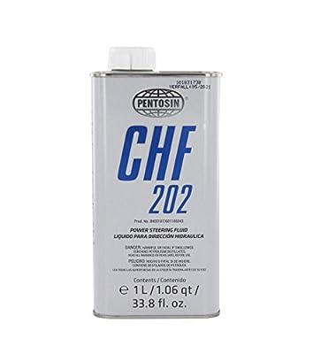 Pentosin 8403107 CHF 202 Synthetic Hydraulic Fluid, 1 Liter