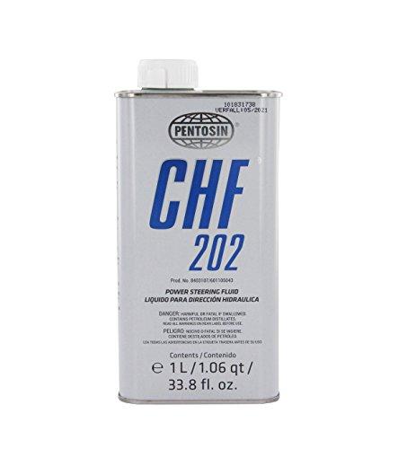 Pentosin 8403107 CHF 202 Synthetic Hydraulic Fluid