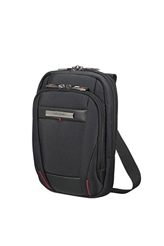 SAMSONITE PRO-DLX 5 - Crossover Small - 0.3 KG Aktentasche, Magnetic Grey