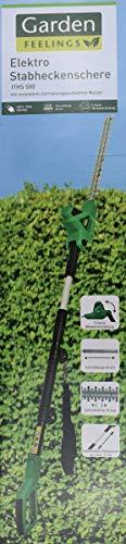 Staafheggenschaar ITHS 500 Garden Feelings elektrische heggenschaar 190-234 cm