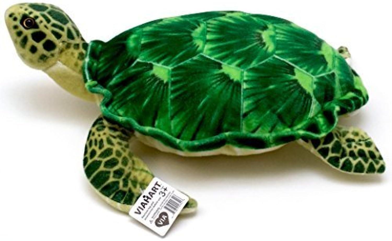 VIAHART 20 Inch Sea Turtle Stuffed Animal Plush   Olivia the Tortoise by VIAHART