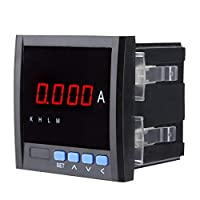AC電流計AC電流計電圧計デジタルAC電流計単相AC電流計機械および装置変電所自動化のためのインテリジェントな建物