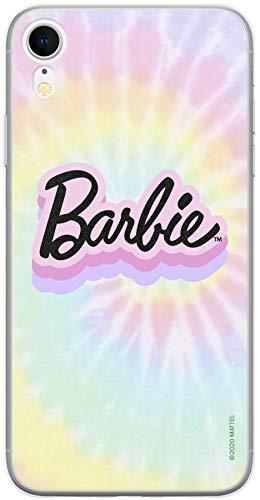 Funda Original y Oficial de Barbie para iPhone XR, Carcasa de plástico de Silicona TPU, protección contra Golpes y arañazos